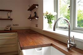 Tiger Walnut Worktop