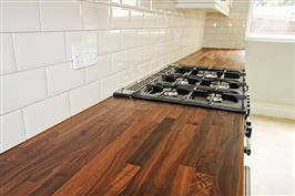 American Walnut Worktop