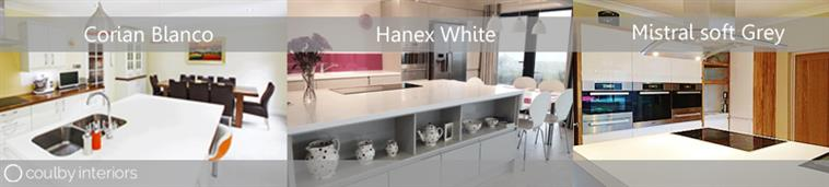 Solid Acrylic Worktops