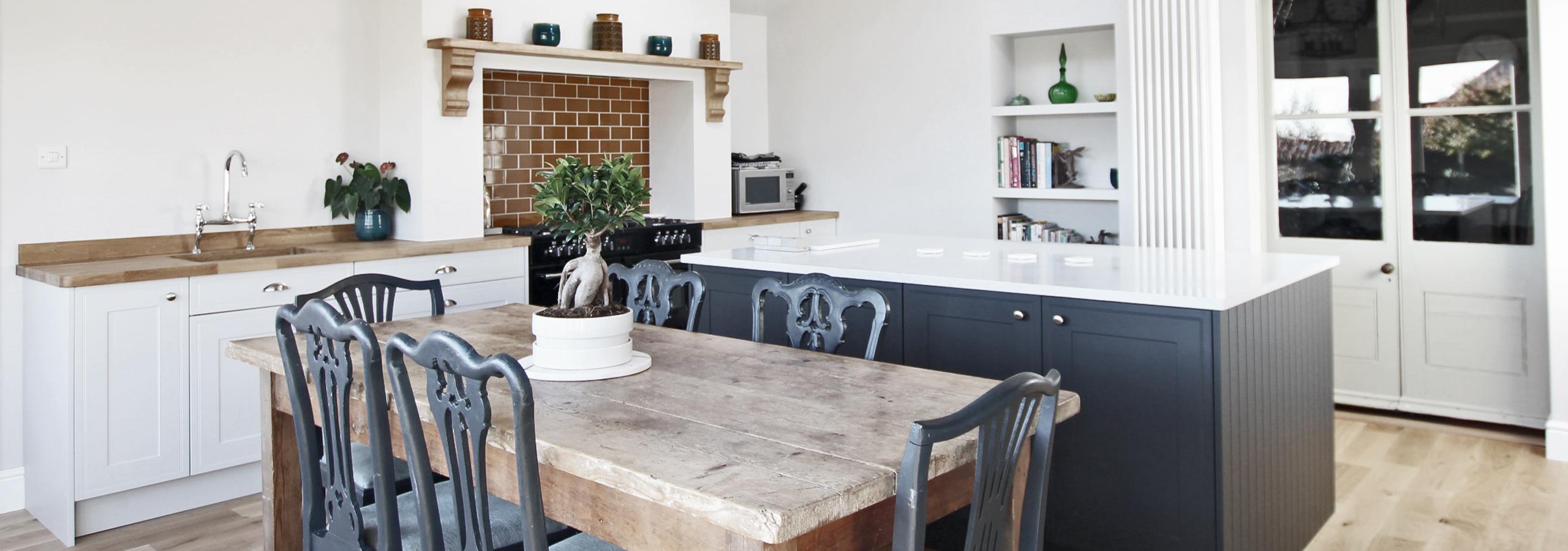 Elegant Kitchen Diner Kitchens Bathrooms Interior Design Norwich